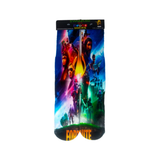Multi Colors and Character Fortnite Battle Royal Socks