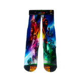 SWIZZLED OUT SOCKS SOCK Multi Colors and Character Fortnite Battle Royal Socks