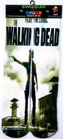 The Walking Dead Socks