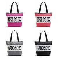 Victorias Secret Love Pink Handbag