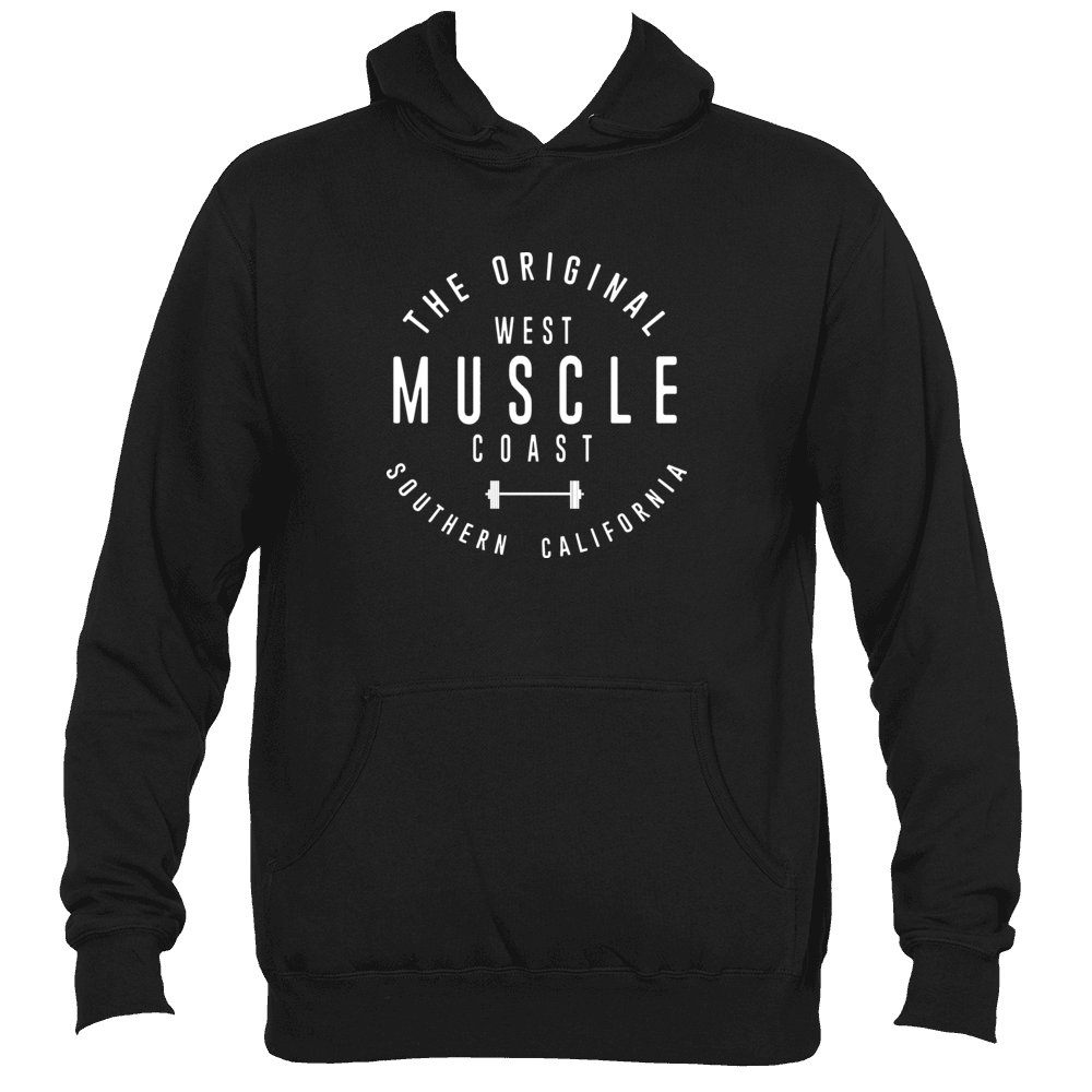 WEST COAST MUSCLE NEWPORT HOODIE