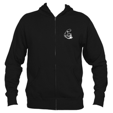 WEST COAST MUSCLE BIG ARM ZIP HOODIE