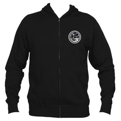 WEST COAST MUSCLE FREEDOM ZIP HOODIE