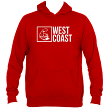 WEST COAST MUSCLE BENDER PULLOVER HOODIE
