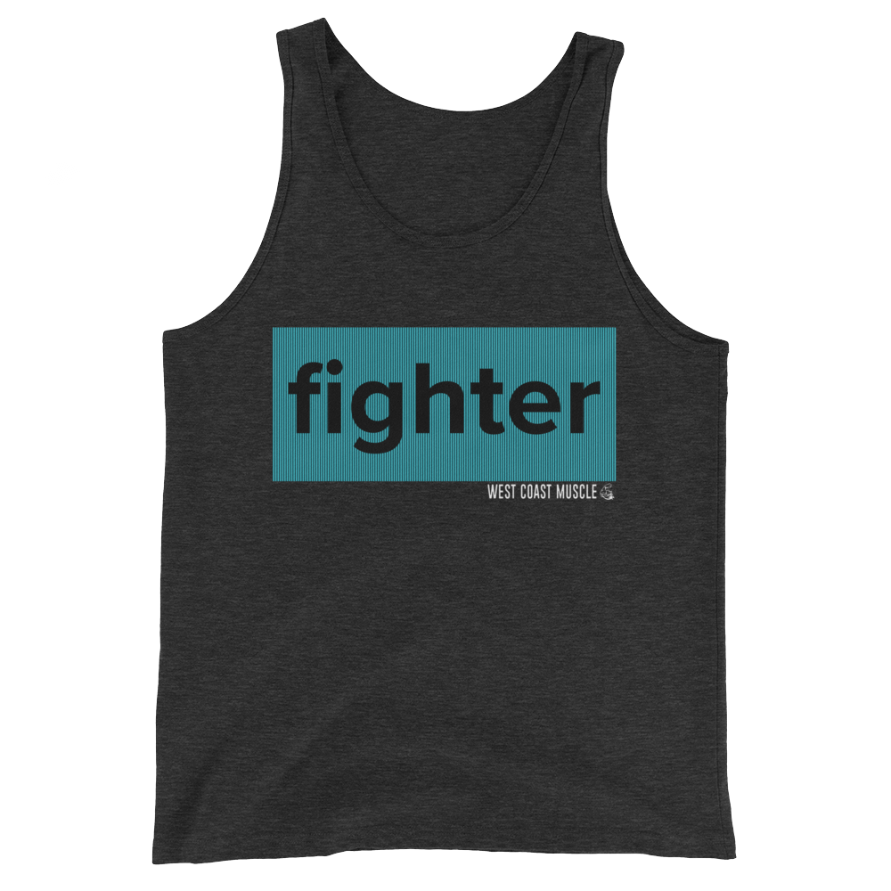 WEST COAST MUSCLE FIGHTER TANK