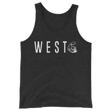 WEST COAST MUSCLE CARDINAL DIRECTION TANK