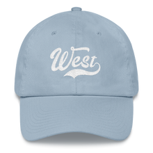 WEST COAST MUSCLE AHEAD OF THE CURVE DAD HAT