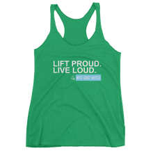 WEST COAST MUSCLE LIFT PROUD TANK