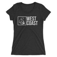 WEST COAST MUSCLE BENDER TEE (WOMEN'S)