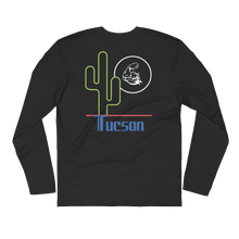 WEST COAST MUSCLE DIRTY LONG SLEEVE TEE