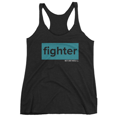 WEST COAST MUSCLE FIGHTER TANK (WOMEN'S)