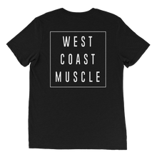 WEST COAST MUSCLE FLAGSHIP TEE