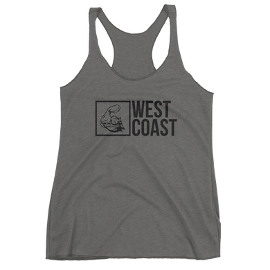 WEST COAST MUSCLE BENDER TANK (WOMEN'S)