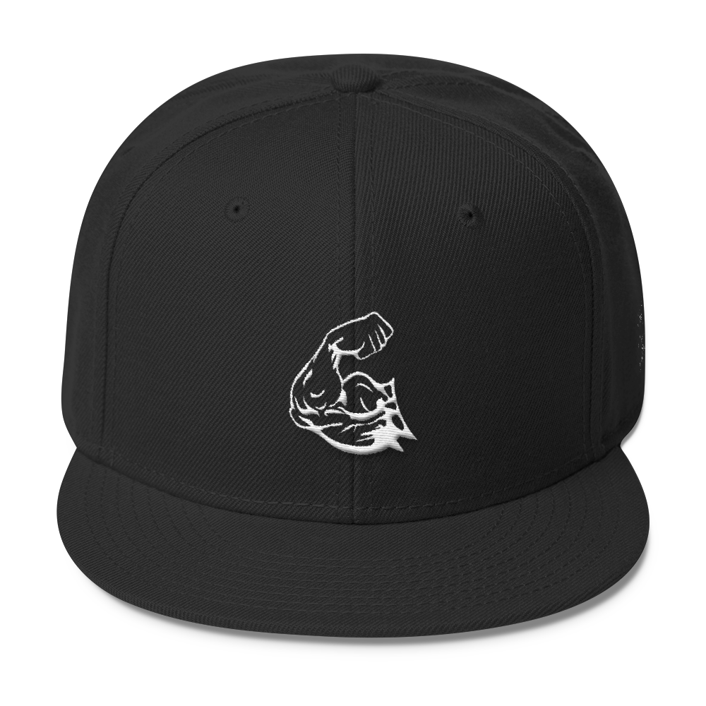 WEST COAST MUSCLE BIG ARM SNAPBACK