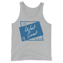 WEST COAST MUSCLE VEGAS TANK