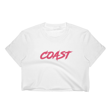 WEST COAST MUSCLE RAGIN' CROP TOP (WOMEN'S)
