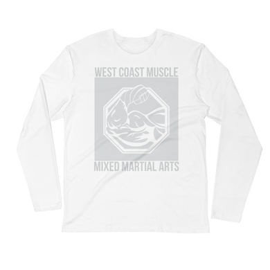 WEST COAST MUSCLE RINGSIDE LONG SLEEVE TEE