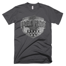 West Coast Muscle Freedom Shield - Combat Edition Tee