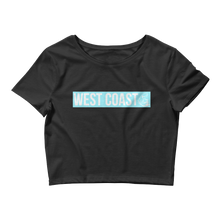 WEST COAST MUSCLE BOX CROP TOP