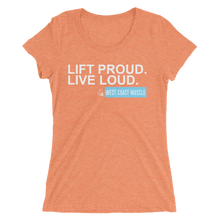 WEST COAST MUSCLE LIFT PROUD TEE