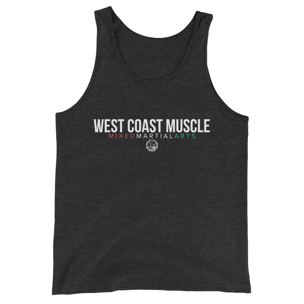WEST COAST MUSCLE FIGHT CLUB TANK