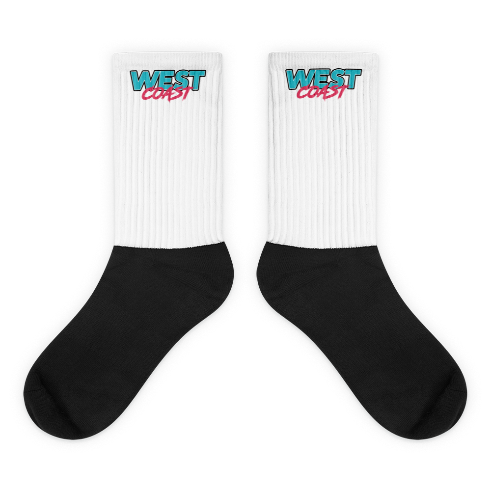 West Coast Muscle 80's Vice Socks
