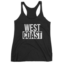 WEST COAST MUSCLE BLOCK PARTY TANK (WOMEN'S)