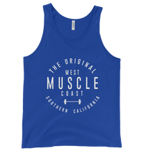 WEST COAST MUSCLE NEWPORT TANK