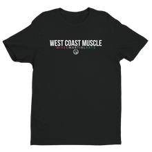 WEST COAST MUSCLE FIGHT CLUB TEE