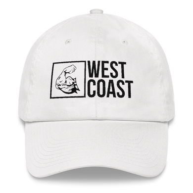 WEST COAST MUSCLE BENDER DAD HAT