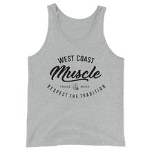 WEST COAST MUSCLE AUTHORITY TANK