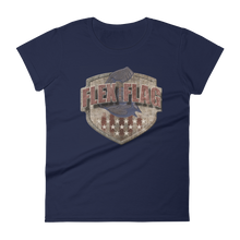 West Coast Muscle Freedom Shield - Garrison Edition Women's short sleeve
