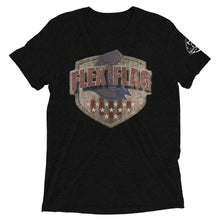 West Coast Muscle Freedom Shield - Garrison Edition Tee