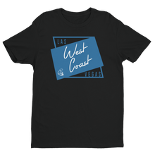 WEST COAST MUSCLE VEGAS TEE