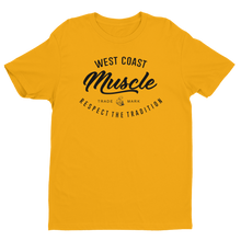 WEST COAST MUSCLE AUTHORITY TEE