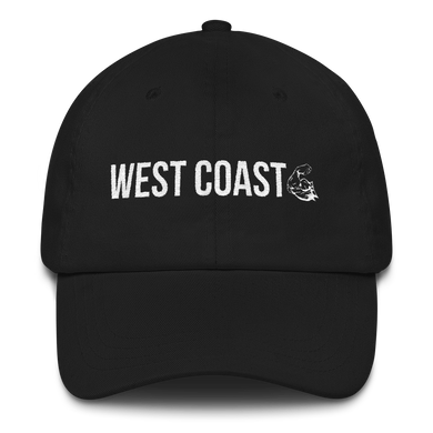 WEST COAST MUSCLE TEAM DAD HAT