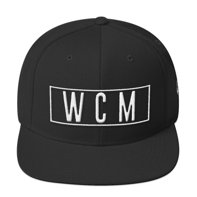 WEST COAST MUSCLE WRECKTANGLE SNAPBACK