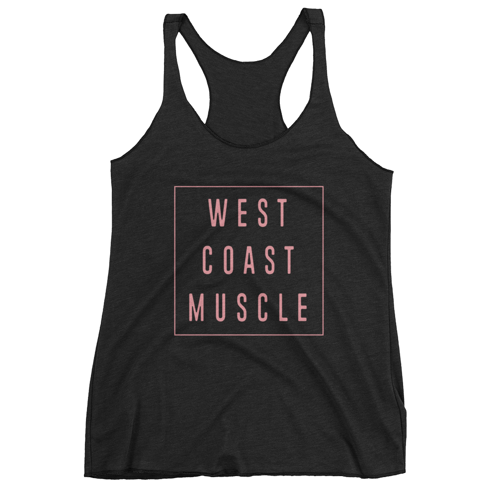 WEST COAST MUSCLE SQUARE ONE TANK