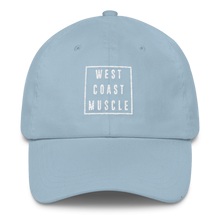 WEST COAST MUSCLE SQUARE ONE DAD HAT