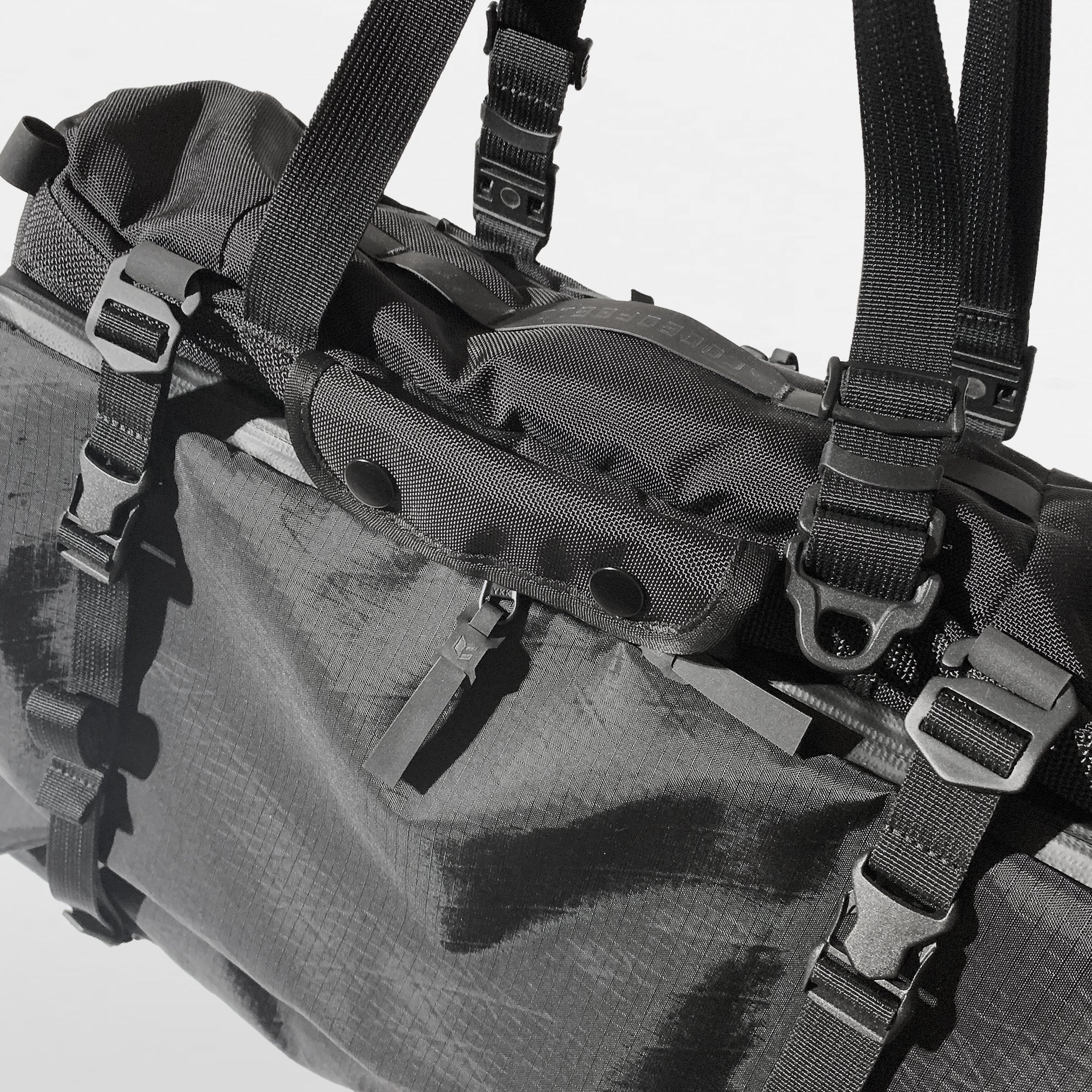 X-TOTE - 3-WAY MESSENGER TOTE