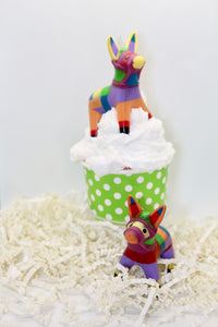 Tres Monkey's Soap Cupcake Bath Bombs