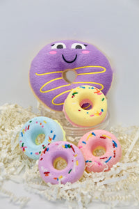 Donut Buddy Bath Bomb Set
