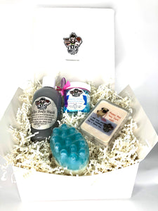 Tres Monkey's Goodie Box