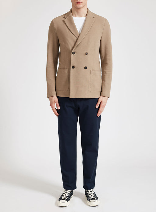 Harris Wharf London Men d.breasted jacket Waffle