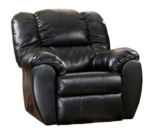 Ashley Dylan DuraBlend Collection Onyx Recliner