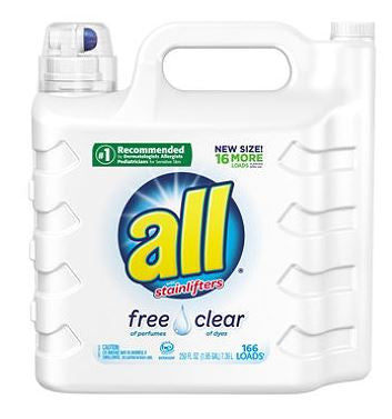 Laundry Detergent - All Brand