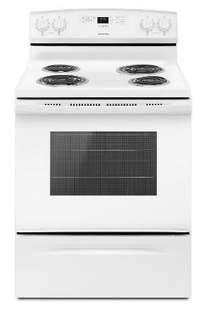 Amana Electric Range - White