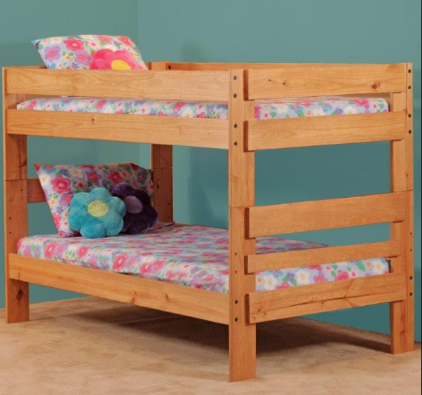 Bernards Hanson Natural Bunkbed