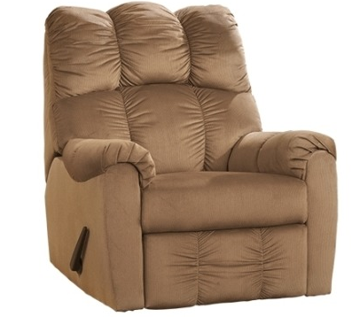 Ashley Raulo Mocha Recliner