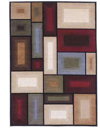 Ashley Prism Multi Color Rug